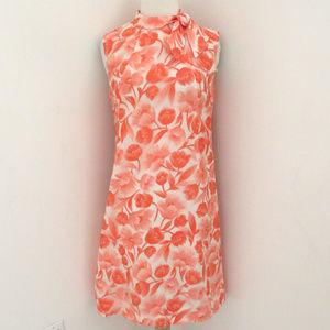 Vintage JEFRI floral print Shift dress